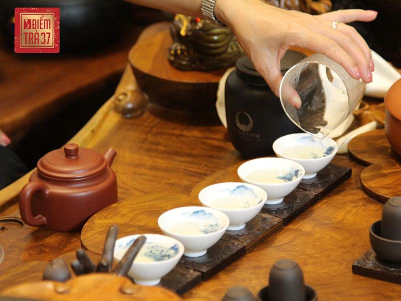 Trà Shan tuyết mang đến những lợi ích tuyệt vời cho sức khỏe