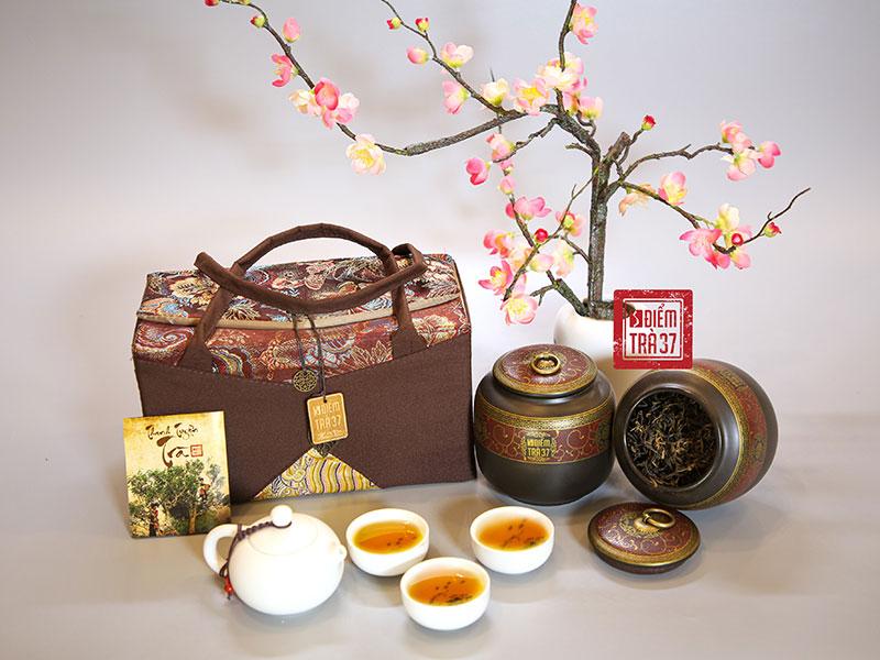 Thanh Tuyền Trà - Trà quà Tết tốt cho sức khỏe