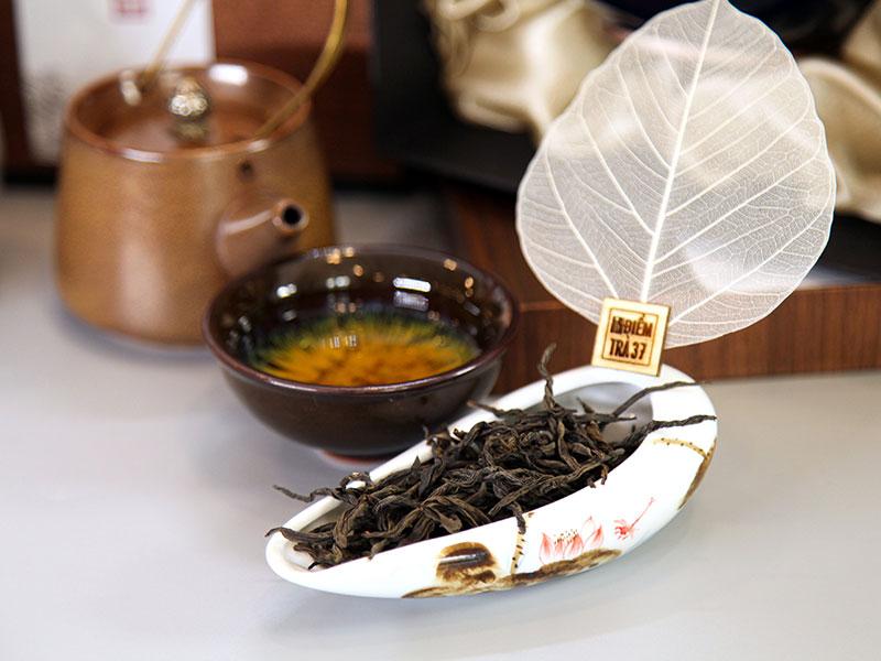 Trà Shan tuyết lại mang đến hương vị độc đáo riêng biệt