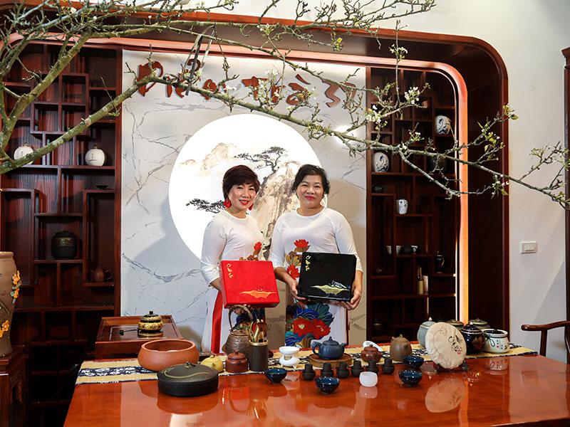 Trà Phổ Nhĩ tại Không gian văn hóa trà Việt – Điểm trà 37