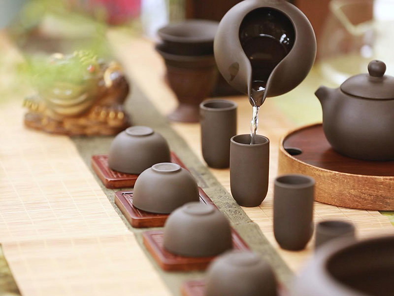 Gìn giữ và phát huy những giá trị truyền thống thông qua tiệc trà