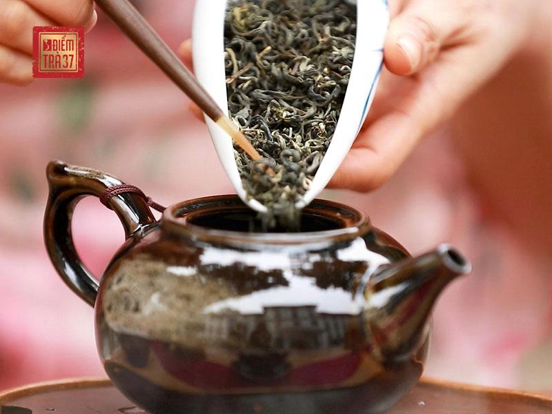 Cách bảo quản trà xanh (lục trà)