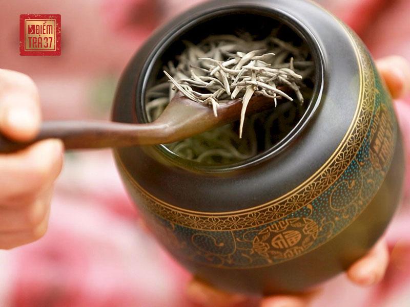 Các yếu tố quan trọng trong pha trà