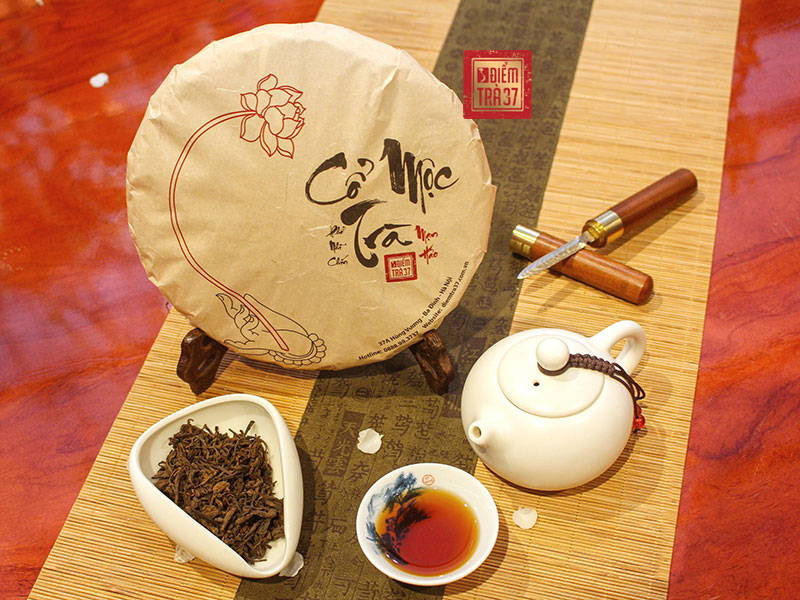 Tết Đoàn viên không thể thiếu một chén trà thoang thoảng hương thơm mát lành cùng hậu vị thanh ngọt