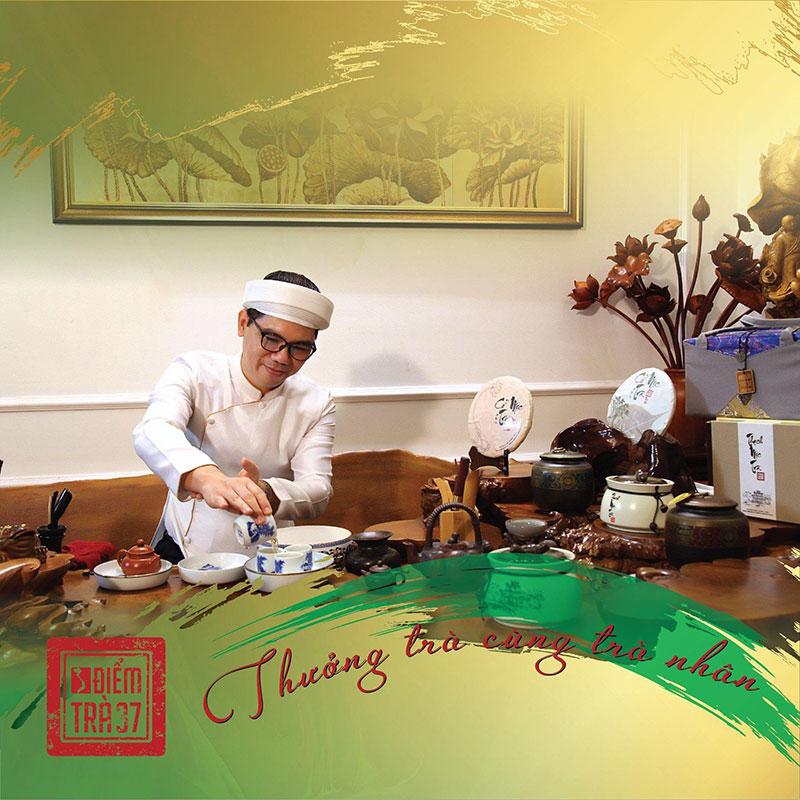 Nơi giao lưu văn hóa, đàm đạo cùng trà nhân nổi tiếng Việt Nam
